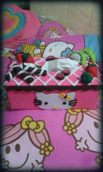 Tissue's box