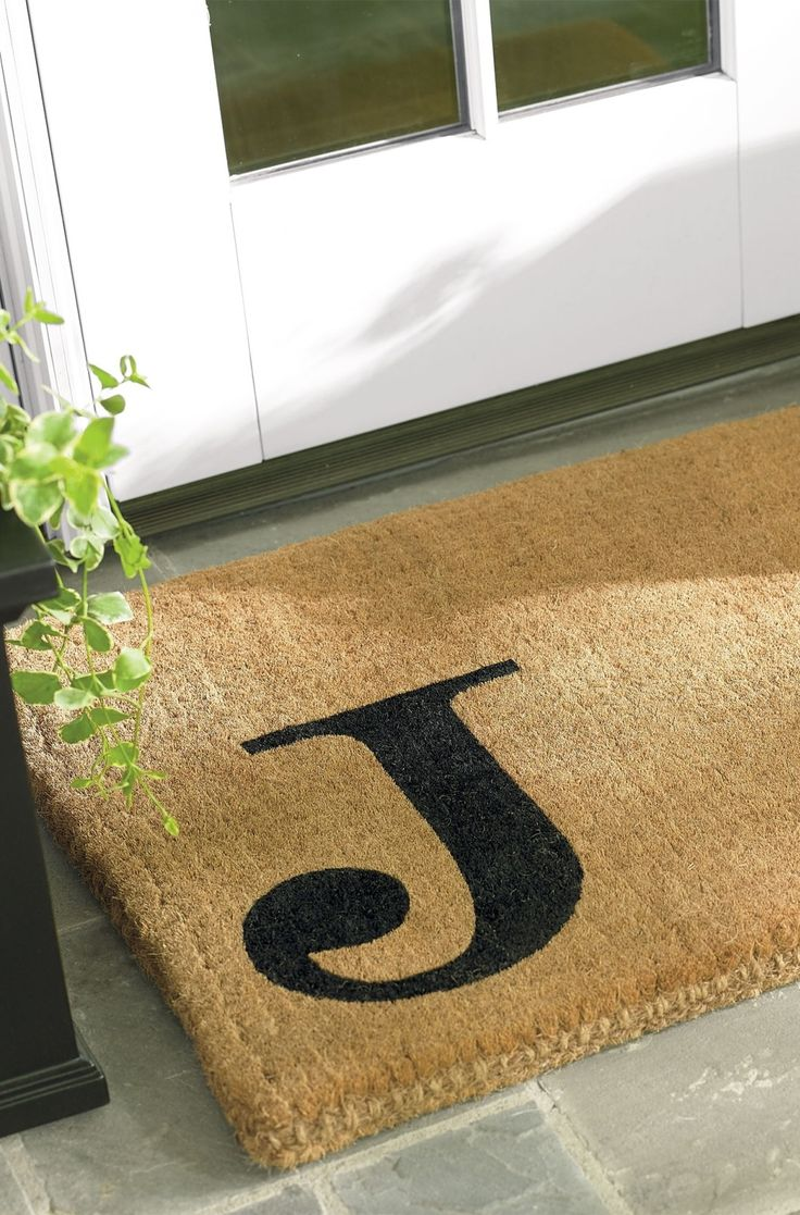 best 25 door mats ideas on pinterest doormat welcome. Black Bedroom Furniture Sets. Home Design Ideas