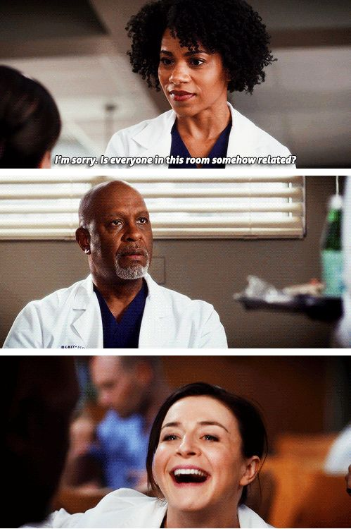 More than she thought. Still don't like her though. Nobody can replace or even come close to Lexie and Mer's relationship