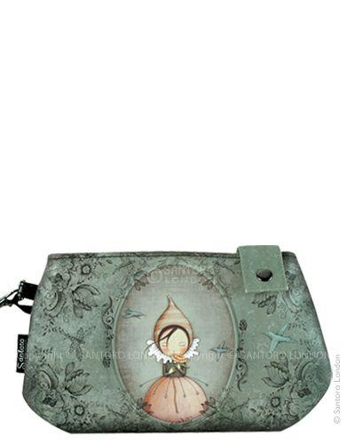 Santoro Eclectic Clutch Bag Pursuit Of Happiness   Alenka