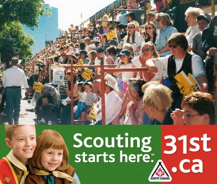 Get 'em while you can! July 4th 2014 CALGARY STAMPEDE PARADE BLEACHER SEAT TICKETS available for a limited time while they last from Calgary's 31st Scouts. Help support Scouting youth — girls & boys, teens, young adults, ages 5 through 26. For info and a link to the 31st Scouts Online Order page, please visit: www.31st.ca/sps/