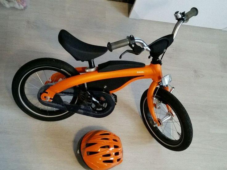 BMW kids bike mit passenden Helm, Laufrad zum Fahrrad umbaubar in Spielzeug, Kinderfahrzeuge, Kinderfahrräder   eBay