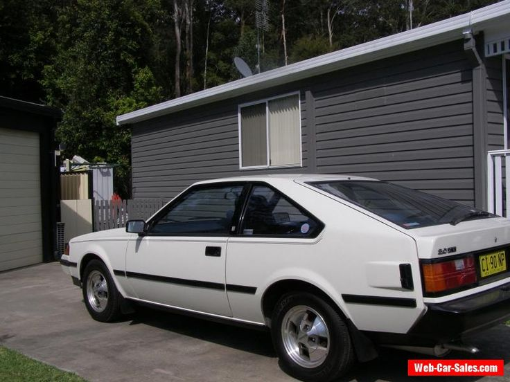 Beautiful Little Car Toyota Selica Forsale Australia Cars