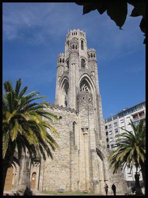 Igrexa da Vera Cruz (Antonio Palacios 1943-1957), O Carballiño