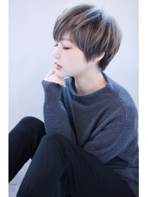 マリア(Maria by afloat)【畑中正敏】タンバルモリ×大人マッシュショートボブ