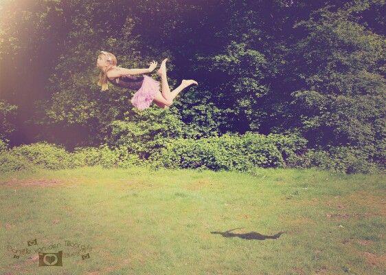 Levitatie fotografie, levitation photography