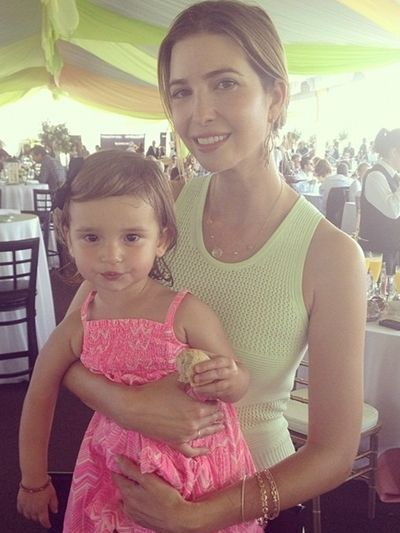 arabella rose kushner family   mothers and daughters