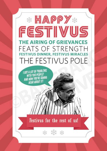 57 best Festivus, Holiday for the Rest of Us images on ...