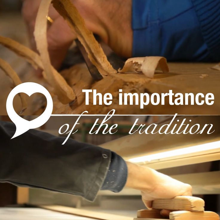 A story of #wood, #craftsmanship, #tradition and #madeinitaly passed down from father to son. https://www.formabilio.com/italian-companies