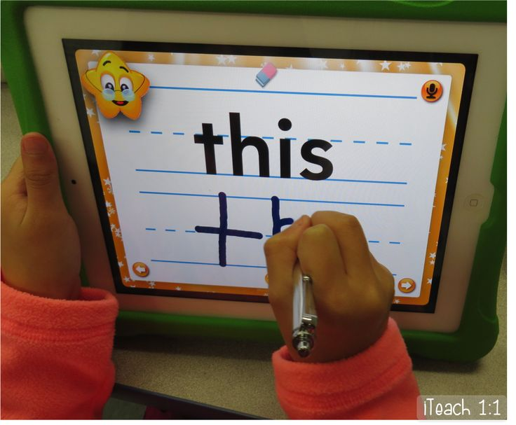 iPad Apps and Activities for Sight Word Practice (iTeach 1:1)