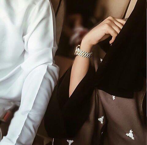 Arab swag   black + white