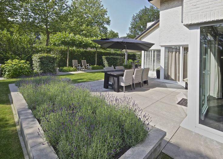 Les 301 meilleures images propos de jardin sur pinterest jardins pi ces d 39 eau et paysages - Amenagement ontwerp ...