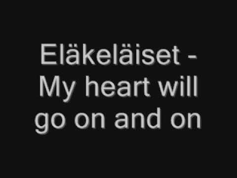▶ Eläkeläiset - My heart will go on - YouTube