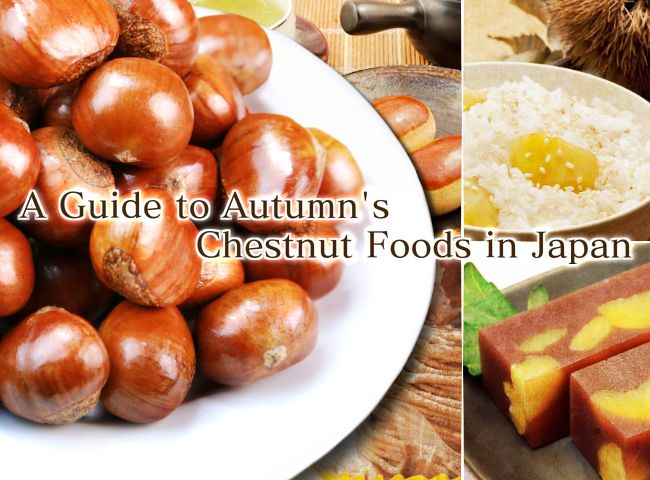 Chestnut Foods: The Flavor of Autumn in Japan