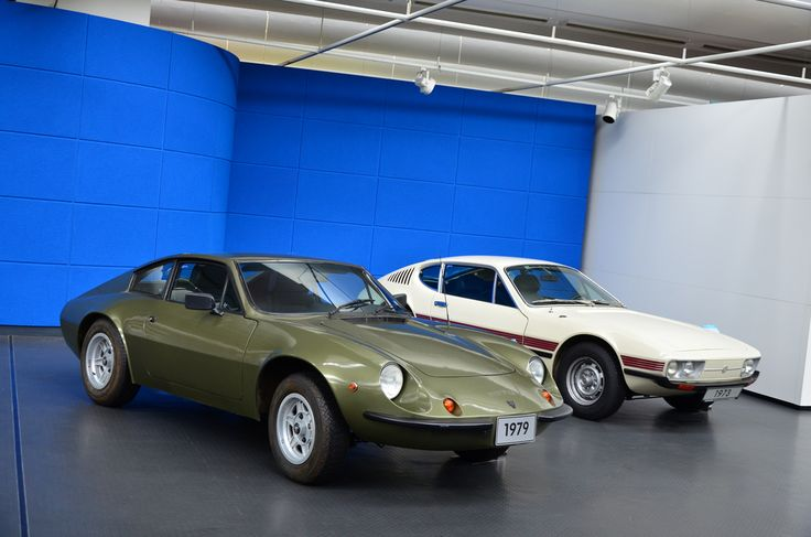 Puma GTE 1979, VW SP2 1973 @ VW AutoMuseum, Wolfburg, Germany