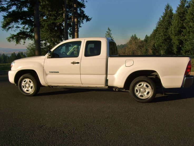 Las mejores 8 imágenes de 2006 Toyota Tacoma - $12,500 en Pinterest ...