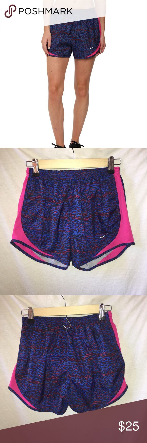 Nike Dri Fit Tempo Cheetah Shorts Don't like the price?  Make me an offer!  Always willing to offer discounts on bundles. Nike Shorts