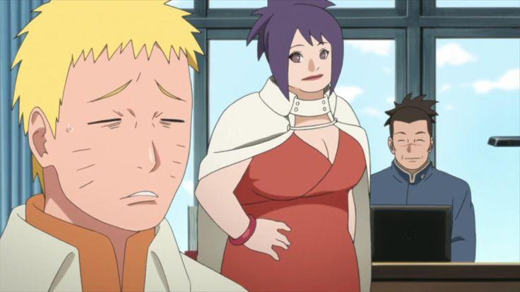 Naruto, Anko and Iruka    Boruto: Naruto Next Generations