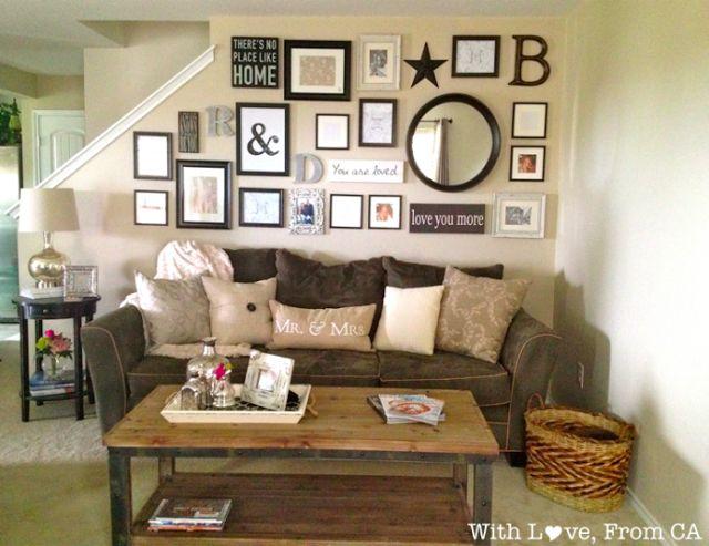 1000+ Bilder zu Walls auf Pinterest Wanduhren, Uhr und Galerien - schöne wanduhren wohnzimmer