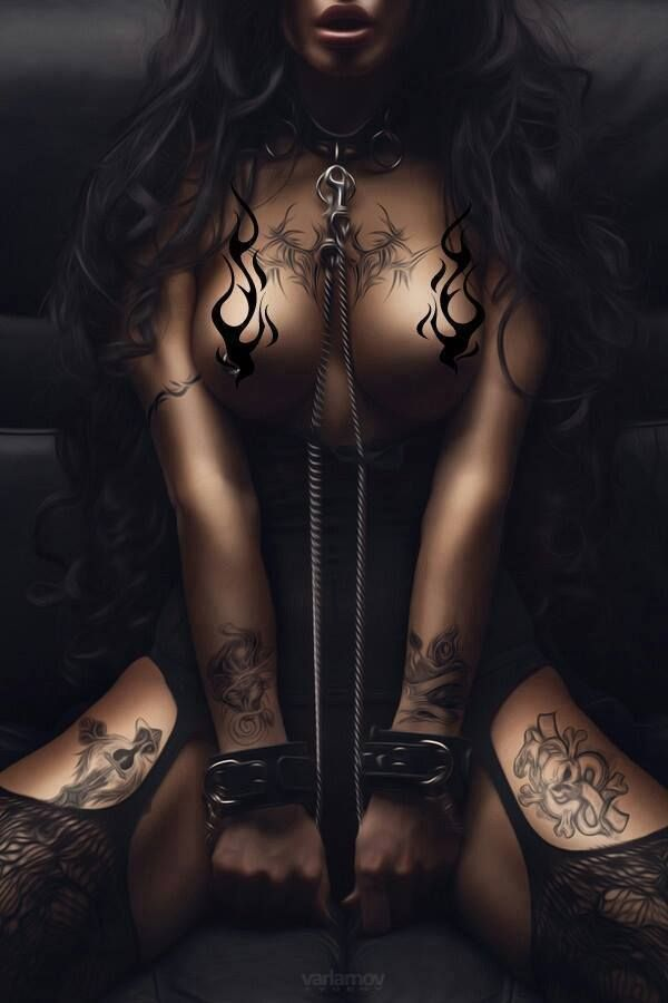 Bdsm Slave Tattoo Example