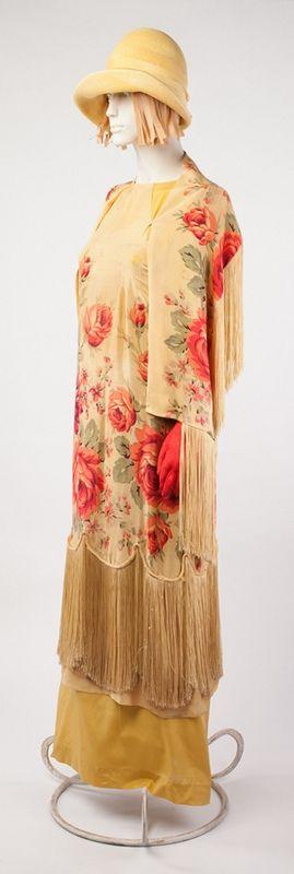 Коктейльное платье. В стиле Арт-деко
