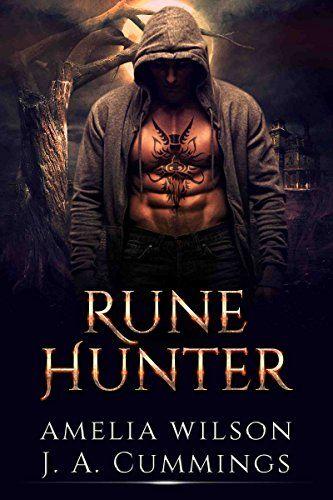 Rune Hunter: Paranormal Viking Vampire Romance for Adults (Rune Series Book 3) by [Wilson, Amelia, Cummings, J.A.]