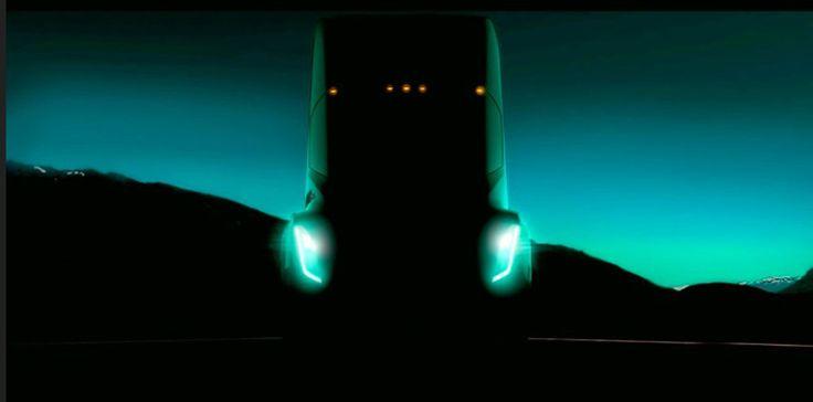 Tesla semi truck unveil event tentatively set for October 26