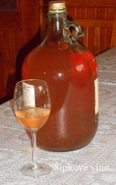Šípkové víno (fotorecept) - obrázok 12