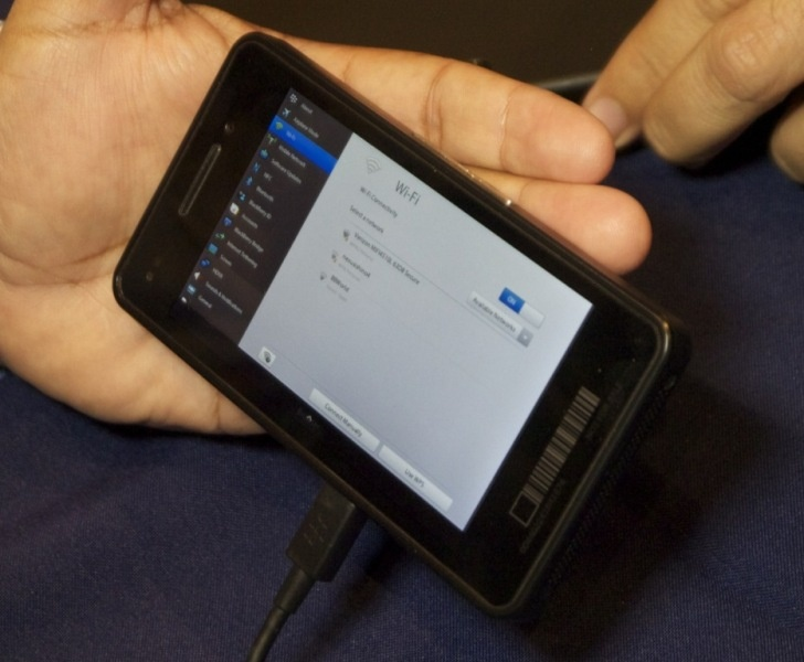 BlackBerry Alpha 10
