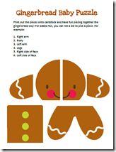 Free Preschool Christmas Crafts | Educational Freebies: Christmas Preschool Printables | Money Saving ...