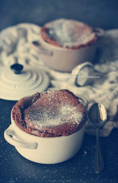 La ricetta della felicità: Mini Soufflè alla Nutella in cocotte con soli 2 in...