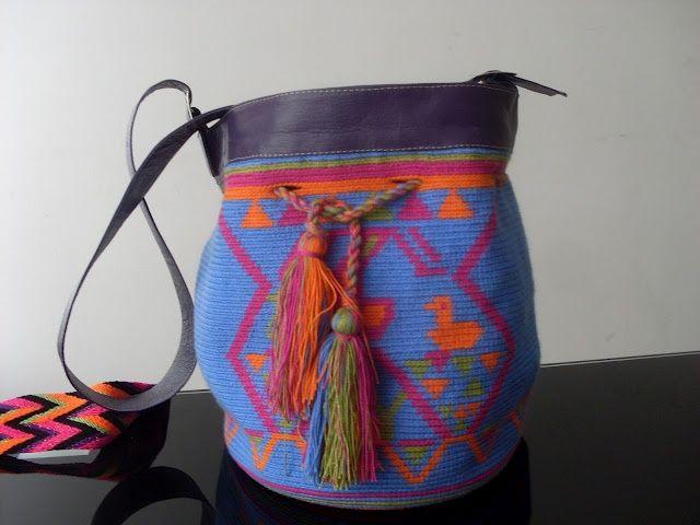 6 productos en tejido Wayúu que todos deberíamos tener   Marca país Colombia