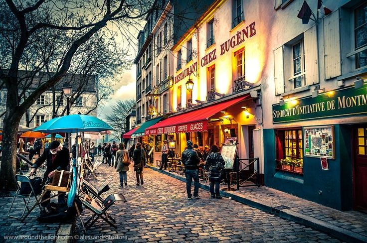 Montmartre - Places to See in Paris, France