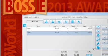 uniCenta open source POS software