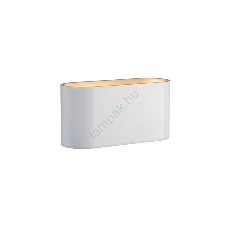 Fali lámpa SQUALLA 1xG9/10W/230V fehér