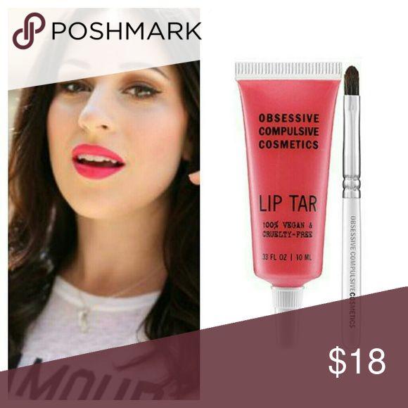 OCC Matte Lip Tar Liquid matte lipstick. Intense pigment. No brush. Perfect for summer Sephora Makeup Lip Balm & Gloss