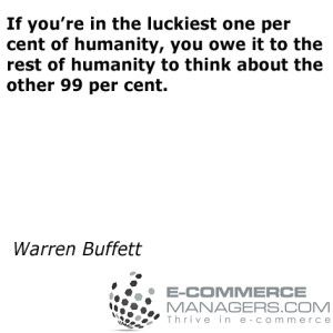 Another great #quote by Warren Buffett