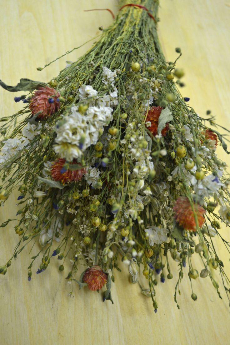 Dried Flower Bouquet #88 par DriedFlowersFarm sur Etsy https://www.etsy.com/be-fr/listing/463906021/dried-flower-bouquet-88