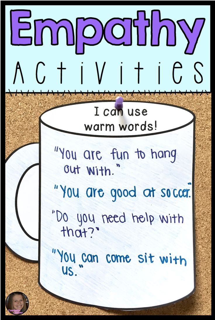These empathy activities help students learn how to be kind to others this winter season. Students will consider how to use kind words to make others feel better. Includes 2 worksheets and a booklet. Click through to see these winter themed empathy resources!