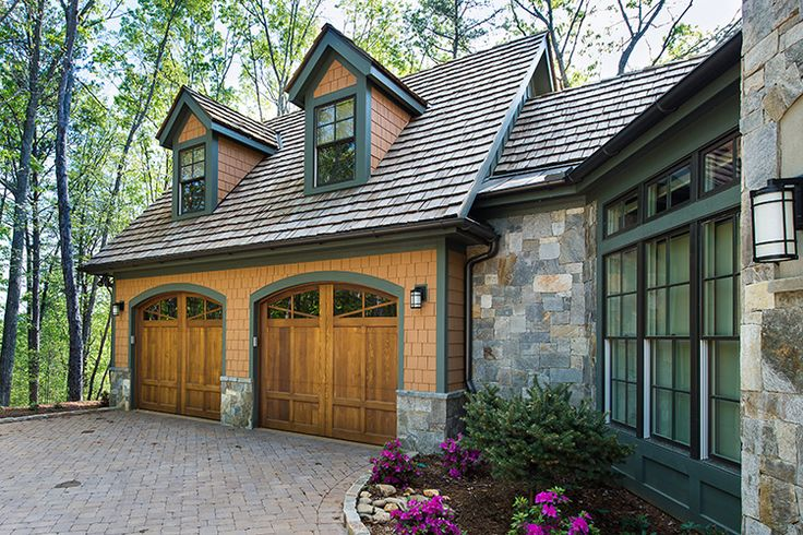Double Dormers And Timber Accents Complete The Craftsman