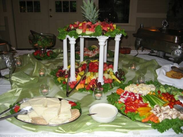 Mexican Food Catering For Weddings