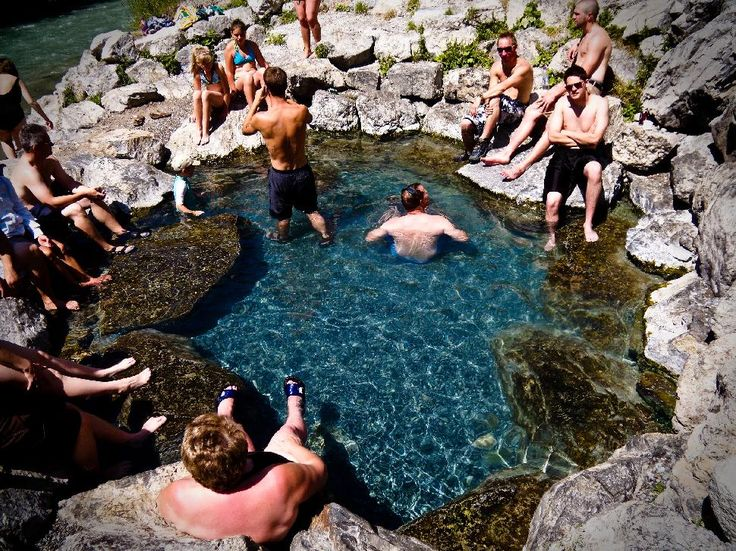 """25 BC hot springs - they're not """"hidden"""" as the title says but still a good list to check out!"""
