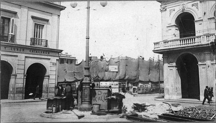 Pin De Luis Fiori En 1912 Fotos De La Ciudad De Buenos Aires