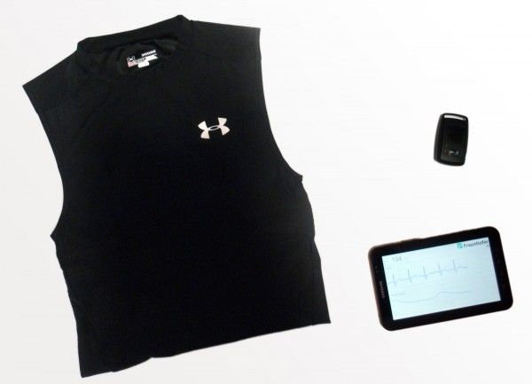 Intelligent training with a Fitness Shirt and an E-bike - Technology Org