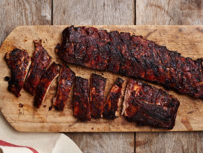 Get this all-star, easy-to-follow Smoked Baby Back Ribs recipe from Food Network Magazine