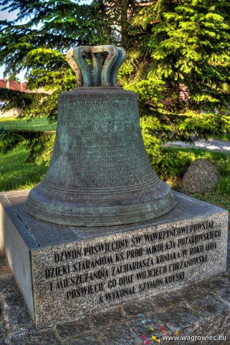 #dzwon #fara #kosciolfarny #wagrowiec #wielkopolska #wągrowiec