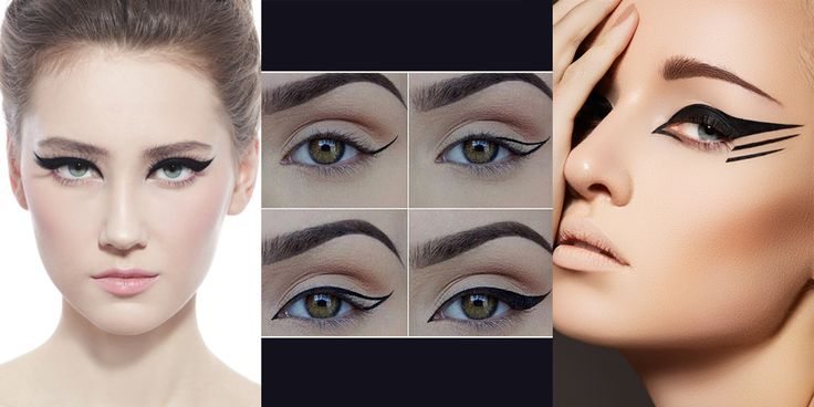 Step-By-Step Guide To A Flawless Cat-Eye