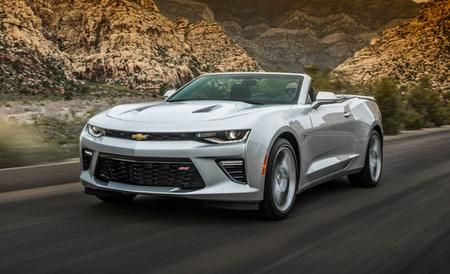 2016 Chevrolet Camaro Convertible First Drive – Review – Car and Driver