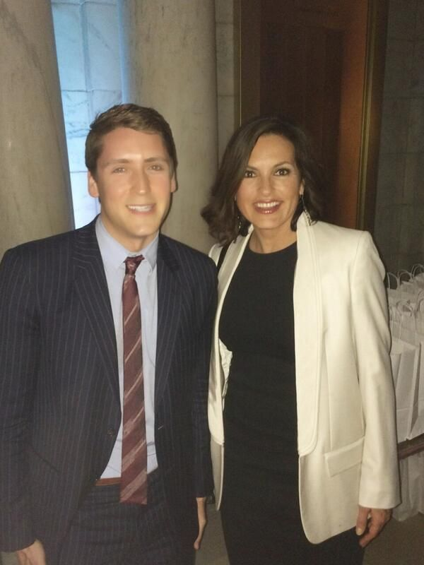 39 best images about mariska and others on pinterest law for Mariska hargitay mother and father