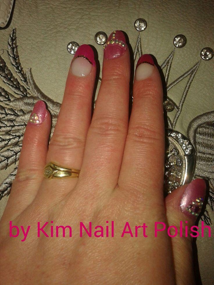 36 best Kim Nail Art Polish. images on Pinterest